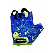 Перчатки детские Vinca sport LETTERS VG 939 7XS фото