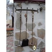 Каминный набор кованый в Житомире фото