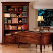 Мебель для домашних кабинетов и библиотек фото