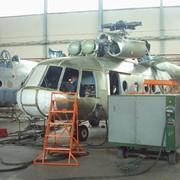 Обслуживание военной и гражданской авиационной техники фото