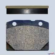Колодка дискового тормоза 2101-3501090 фото