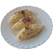 Зразы картофельные (с грибами) фото