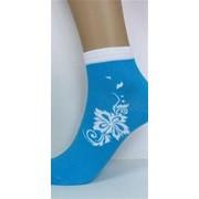 Женские демисезонные носочки С-458 фото