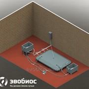 ФЕРМЕР-5 - биоустановка по переработке органических отходов с рабочим объемом реактора 5 куб. м фото
