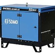 Дизельный генератор SDMO DIESEL 6500 TE SILENCE AVR фото