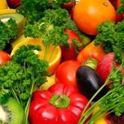 Поставка свежих овощей и зелени фото
