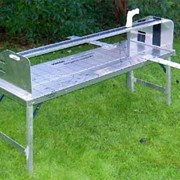 Раскроечный стол для материалов теплоизоляции фото