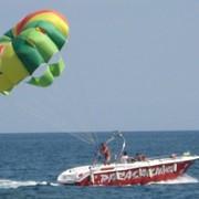 Парашютный катер Flyride 32 фото