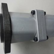 Сдвоенный шестеренный насос фото