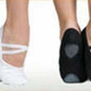 Обувь для занятий художественной гимнастикой фото