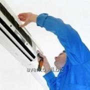Монтаж наружных блоков кондиционеров фото