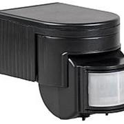 ИК-Датчик движ ДД-012 1100Вт (обзор=180гр./дальн.=12м) IP44 настен.-потол. черн ИЭК фото