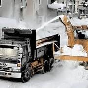Уборка и вывоз снега, Уральск