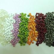 Вторичная гранула (PP, LDPE, HDPE, PS). фото