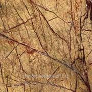 Коричневый мрамор Вид 3 фото
