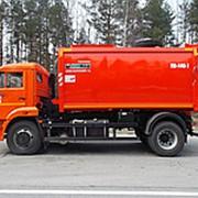 Мусоровоз с боковой загрузкой КО-440-7 (КАМАЗ 43253, 16 кубм) фото