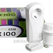 Комплект беспроводной GSM-сигнализации Х100 фото