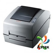 Принтер этикеток Bixolon SLP-T400CE термотрансферный 203 dpi светлый, Ethernet, USB, RS-232, отрезчик, кабель, 106654 фото