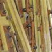 Накладки электроизолирующие для стыков рельс фото