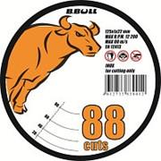 Круг отрезной B,Bull 88 cuts 150х2х22 фото