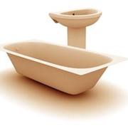 Ремонт и реставрация акриловых ванн фото