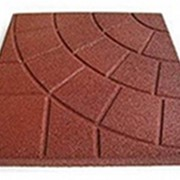 Квадратная однотонная плитка PlayMix, сетка, паутинка для животноводческих ферм фото