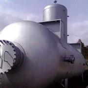 Сепаратор нефтегазовый фото