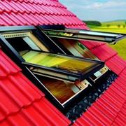 Мансардные окна фото