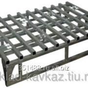Поддон металлический каркасный, оцинкованный, серия ПМК-Ц фото