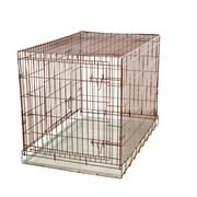 Клетка №5 складная металлическая фото