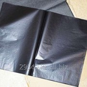 Копировальная бумага черная фото
