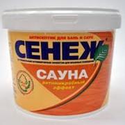 Антисептик для бань и саун со специальным антимикробным эффектом Сенеж-сауна фото