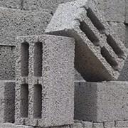 Блоки керамзитобетонные керамзитопесочные фото