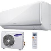 Установка кондиционеров и доставка Samsung 12 фото