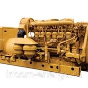 Генератор дизельный Caterpillar 3412C (580 кВт) фото
