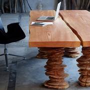 Столы из массива фото