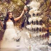 Организация свадебного банкета фото