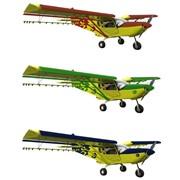 экономичный цельнометаллический 4-х местный самолет CH801-HD EW АРАЙ АГРО. авиахимработы. фото