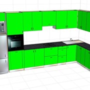 Сборка кухни, установка кухонного гарнитура любой сложности. Врезка фото