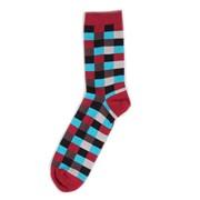 Цветные Носки Check — mr. Socks в Алматы фото