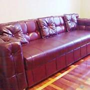 Перитяжка мебели фото