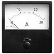 Амперметр Э 42700 0-10А 80х80 фото
