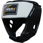 Боксерский шлем RDX White фото