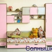 Мебель детская Солнышко 2 фото