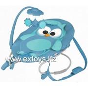 Шезлонг Bertoni Joy Blue Owl фото