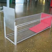 Клетка-ловушка для птиц и зверюшек фото