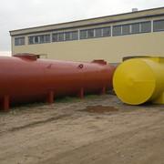 Резервуары фото