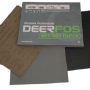 Универсальная (мокрая, сухая) бумага WET/DRY PAPER тип СС261/АС768 фото