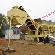 Смесительный завод для стабилизированного грунта фото