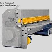 Ножницы гильотинные СТД 9АМ фото